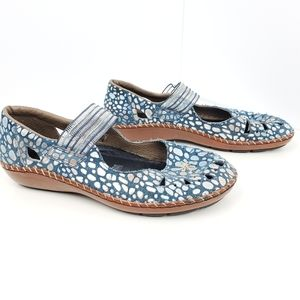 Rieker shoes antistress flats size 40 or 10